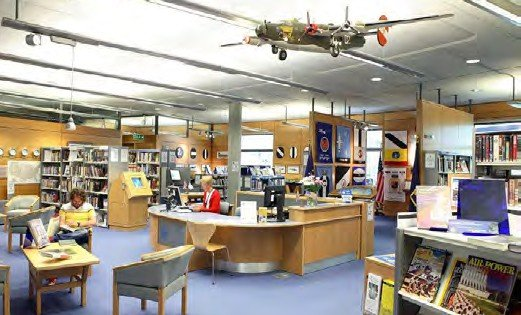 2nd Air Division Memorial Library Norwich